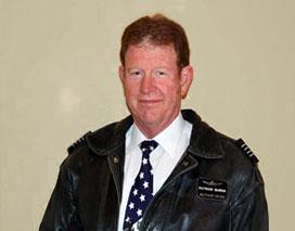 Instructors & Staff -  Patrick Burns - IFR Flight & SIM Center™