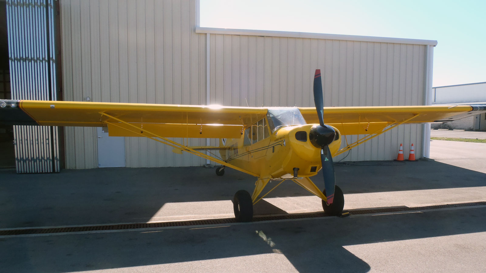 Husky & Tailwheel Training Course - IFR Flight & SIM Center™